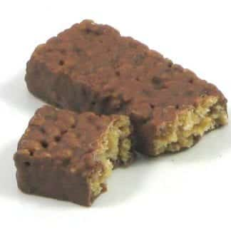 crunchy caramel protein bar