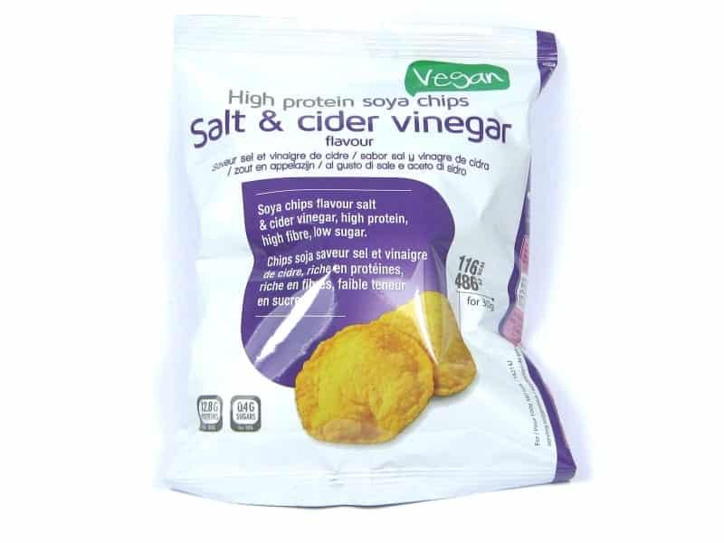 Salt & Vinegar Crisps
