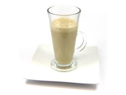 protein cappuccino drink