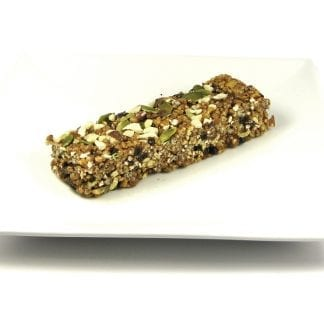 nut and seed bar
