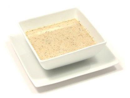 high protein mushroom soup