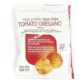 Tomato & Oregano Crisps