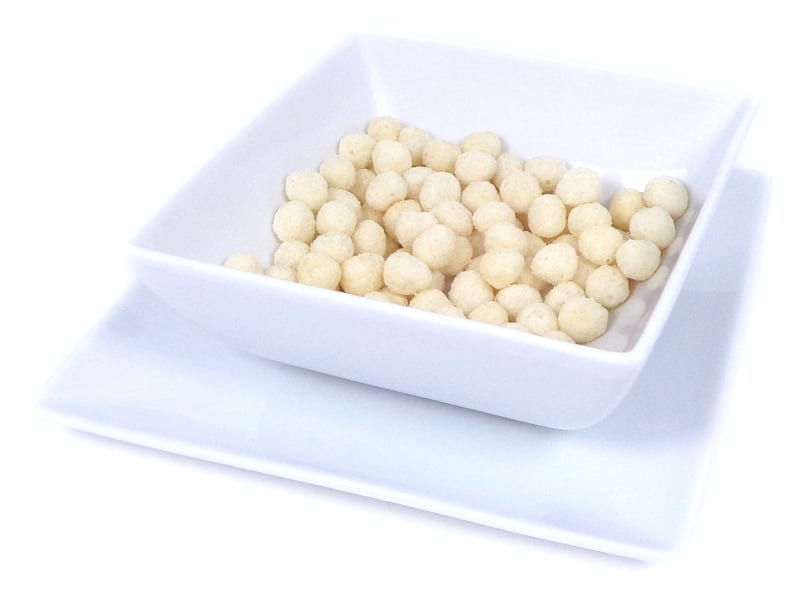 Wasabi And Honey Crispy Balls Low Carb Snack 1 44 Billysdiet