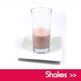 Low Calorie, Low Carb Shakes