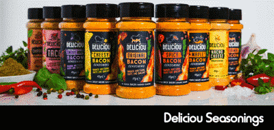 deliciou seasonings